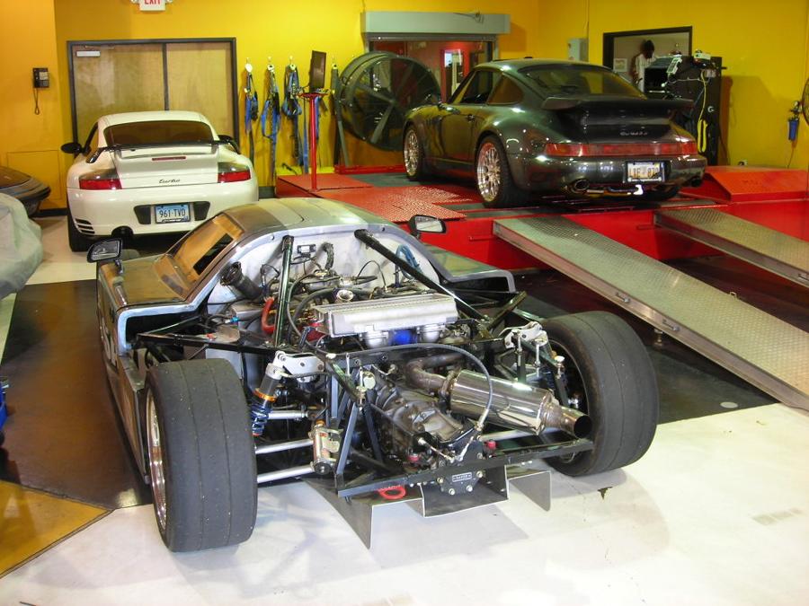 Saker GT Imagine Auto